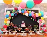 气球装饰拱门气球墙生日宴寿宴婚宴开业庆典节日布置儿童派对商场布置