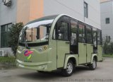 苏州利凯士得11座电动观光车、LK11-M全封闭游览观光车