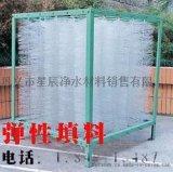 立体弹性填料废水的厌氧、兼氧、好氧处理