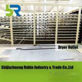 首家采用PLC控制的石膏板生产线设备