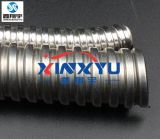 不锈钢单双扣金属穿线软管,电线保护套管