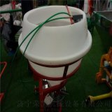 RK-3000大型撒肥机 高效双圆盘撒肥机价格 撒肥机视频图片