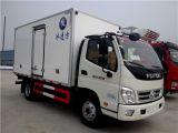 福田前2后4厢式运输车价格,福田冷藏车,福田冷链运输车
