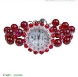 厂家直供手表货源一件代发最新款女士手表天然水晶玛瑙手链表批发创意礼品