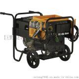带轮式300A自发电式柴油电焊机品牌-德国意欧鲍