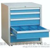 4抽带门移动工具柜特价销售