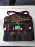 民族手工藝包  藏式氆氌包 全羊毛編織包