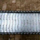 自产自销 不锈钢链板排屑机 链板生产厂家成本低  实用性强