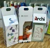 2014健驰展会免安装广告环保手拉纸箱 (JCW2)