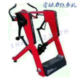 新型室内健身器材原地踏步机不用电跑步机太空漫步机价格