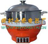 彩壳电热锅