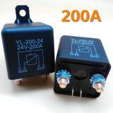 原厂直供12V/24V常开汽车继电器大电流200A启动继电器