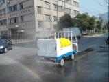 电动洒水车——洒水车