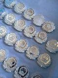 定制纯银纪念币 足银纪念徽章 政府企业事业单位银币定做 免费设计