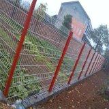鼎萨现货折弯护栏网/园林围栏网/道路护栏网