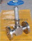 不锈钢液氮低温针型阀