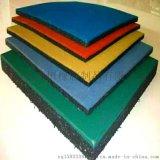 公寓、老年活动场地专用橡胶地板悬浮式地板生产厂家