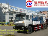 BZC350DF车载式水井钻机(发电机组)