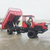 农用四驱折腰转向运输型拖拉机 棕榈运输车