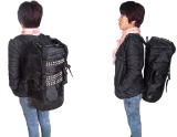 2016新款登山背包牛津布大容量双肩包柳钉时尚男女通用背包