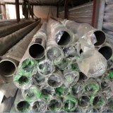 304拉丝不锈钢管 直纹拉丝不锈钢方管 50.8*1.5圆砂不锈钢