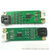 自主研发电阻触摸屏控制卡