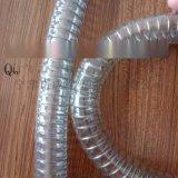 不含塑化剂食品软管 食品级输送管 聚氨酯钢丝输送管厂家