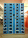 安存电子供应工厂员工手机柜
