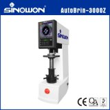 厂家直销AutoBrin-3000Z半自动数显触摸屏视觉布氏硬度计