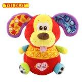 TOLOLO 不倒翁毛绒玩具 狮子小牛小狗小猴子4款 新款上市