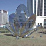 【来图订制】室外公园广场大型不锈钢雕塑工程 耐氧化 耐腐蚀