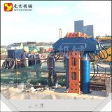 供应BY-BZJ-300DS工法H型钢液压遥控 双节油缸拔桩机