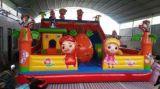 儿童充气滑梯,游乐设备,儿童乐园,河南郑州新兴游乐