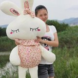 可爱毛绒玩具兔