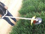 廠家直銷割草機 小型汽油割草機