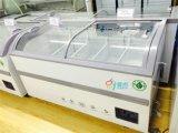 供应 圆弧形冷冻柜,1.5米、1.8米、2米雪糕存放柜