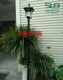 庭院灯家用铝制高杆灯,超亮道路工程灯室外防水