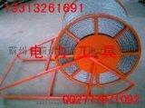 六方十二股防捻编织钢丝绳 无扭电力牵引绳 防扭钢丝绳厂家