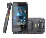 仓储物流android 6寸 三防PDA 支持4G通讯模块 一二维扫描 红外遥控
