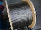 不锈钢、镀锌钢丝绳