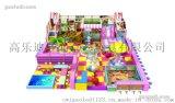 淘氣堡兒童樂園室內兒童遊樂場遊樂設備都用到了哪些材料