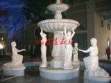 惠安石雕,欧式雕刻水钵,跌水钵