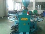 圆盘式PVC吹气注射成型机机