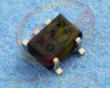 NJU77806F3 5.5nV/√Hz低噪声、500μA低功耗、轨至轨输出的CMOS运算放大器(耐RF噪声特性)