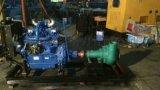 潍坊抽沙船专用柴油机 6寸抽沙泵 扬程30米 流量150立方 柴油机水泵机组厂家直销