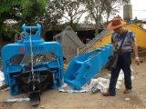 振动锤打桩机9-18米拉森桩、水泥桩、钢护筒、GFC