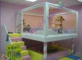 新型电动淘气堡 室内游乐设备 25K 气球屋