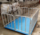 动物养殖电子地磅选嵩威