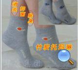 厂家供应托玛琳袜子 负离子袜子 OEM加工