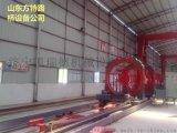 山东方特机械生产YGT-2200型数控钢筋笼滚焊机